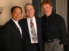 2006, Jhoon Rhee, Keith Yates and Chuck Norris at the AKATO Banquet.